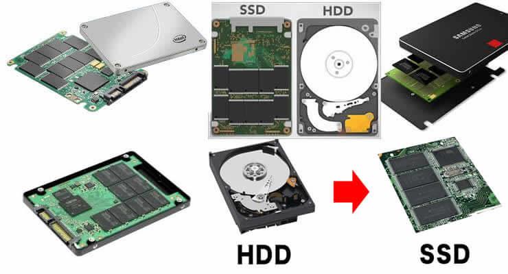 SSD Harddiskle Bilgisayarınızı Hızlandırın