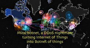 mirai Açık Kaynaklı Botnet - DDos Attack