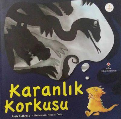 Kitap Önerisi: Karanlık Korkusu