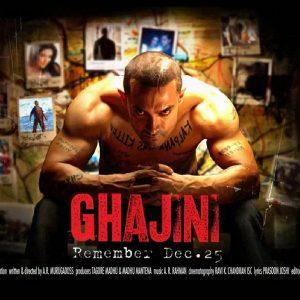 ghajini hint filmi