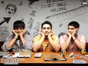 3 idiots hint filmi