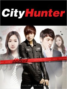 City Hunter kore dizileri