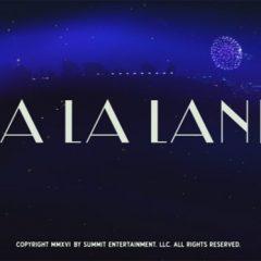 La La Land Aşıklar Şehri 14 Dalda Oscar 'a Aday Oldu.
