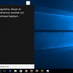 Windows 10 Ara Çalışmıyor ? Kesin ve Basit Çözüm