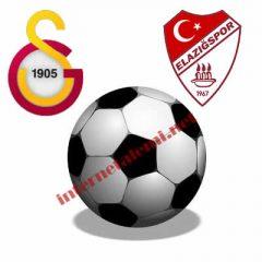 Elazığspor Galatasaray Maçı Saat Kaçta Hangi Kanalda?