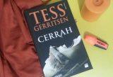 Cerrah Tess Gerritsen Kitap Tanıtımı