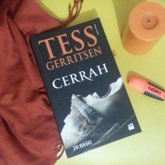 Cerrah:Tess Gerritsen Kitap Tanıtımı