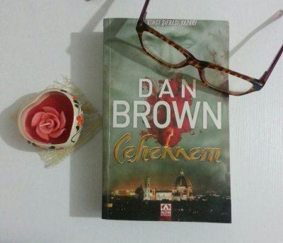"""""""Cehennem"""" Kitap Tanıtımı ;Yazar: Dan Brown"""