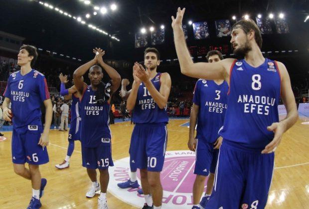 Anadolu Efes Panathinaikos Maç Sonucu