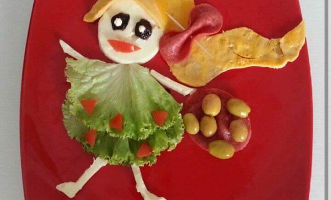 Çocuklara Kahvaltılar Etkinlikleri Rapunzel Konulu Kahvaltı