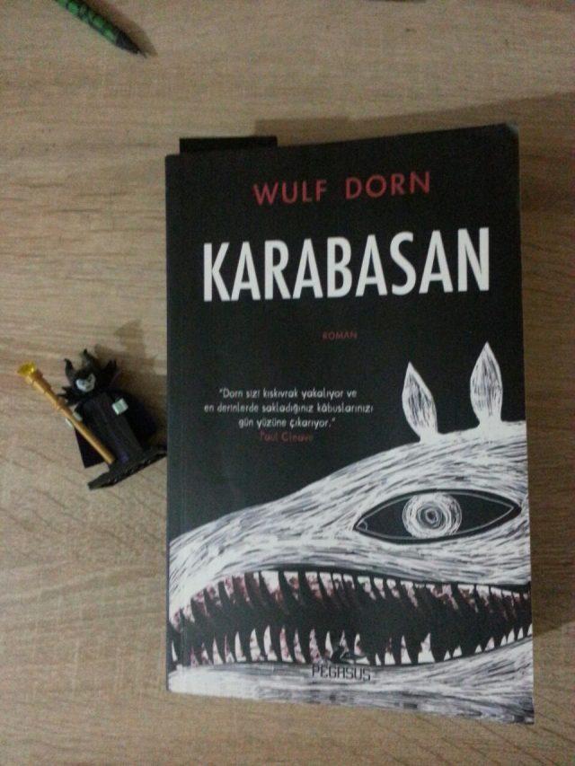 karabasan kitap tanıtımı Wulf DORN