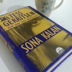 Sona Kalan: Tess Gerritsen Kitap Tanıtımı