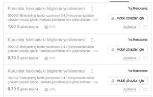 Yandex Toloka Görev 1